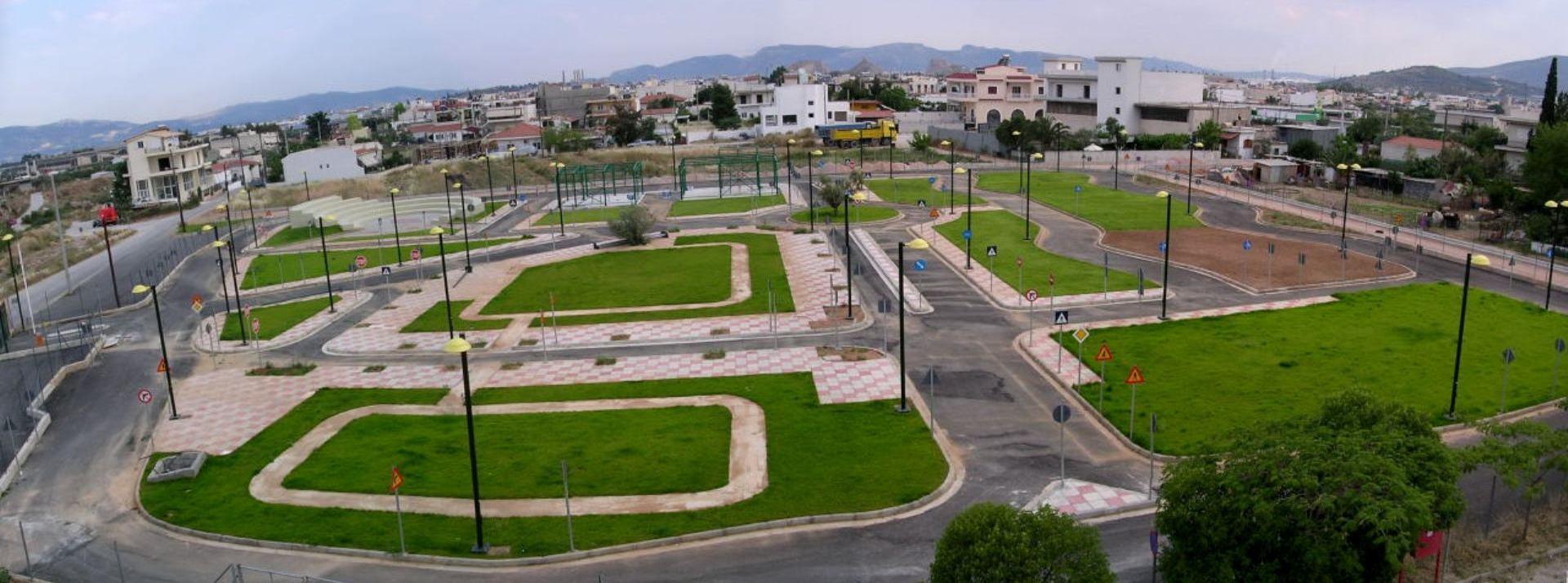 Πάρκο κυκλοφοριακής αγωγής νομού Χανίων